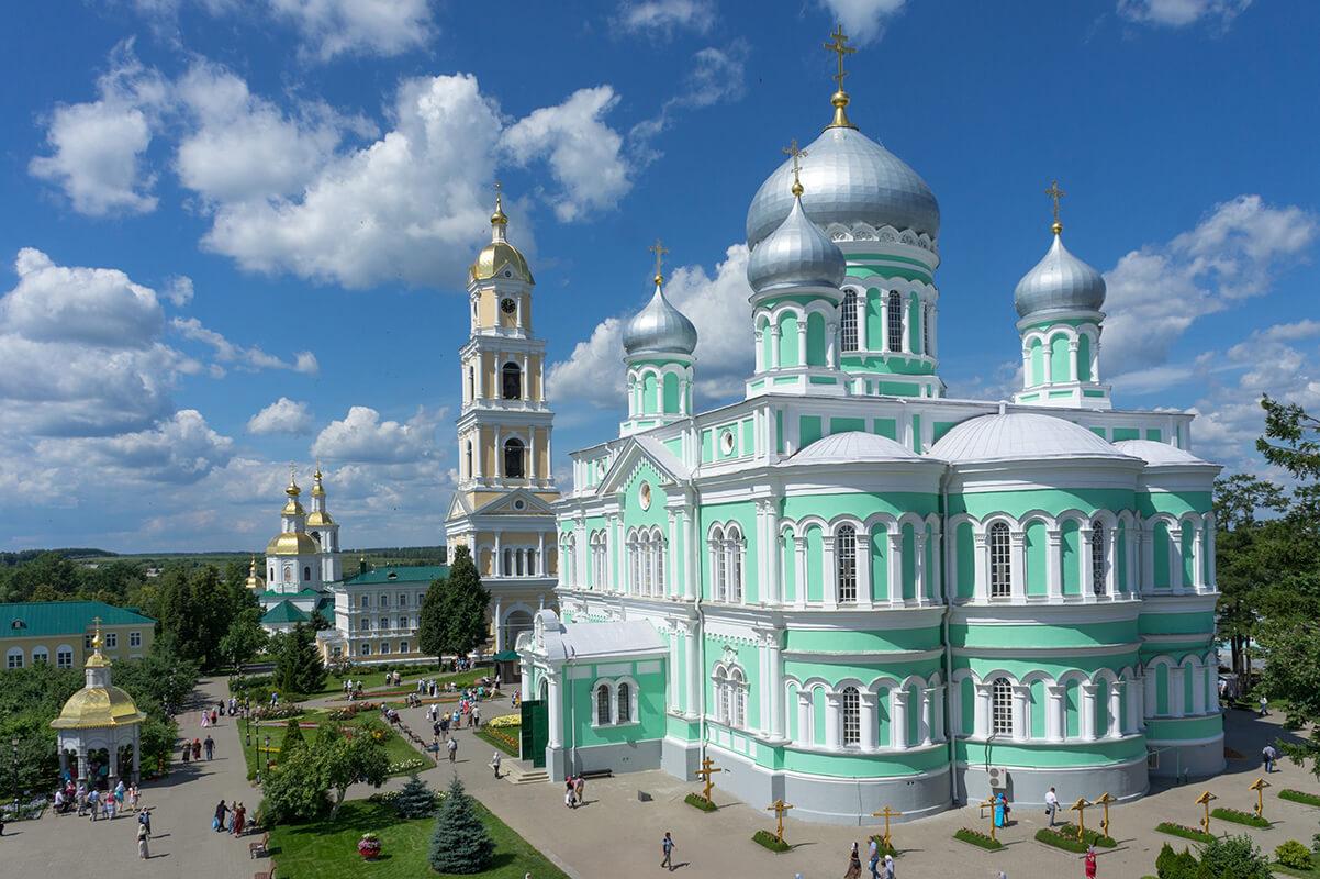 Троицкий собор – Свято-Троицкий Серафимо-Дивеевский монастырь