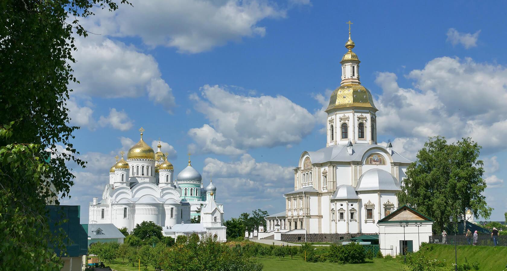 Серафимо-Дивеевский монастырь — четвёртый земной удел Богородицы
